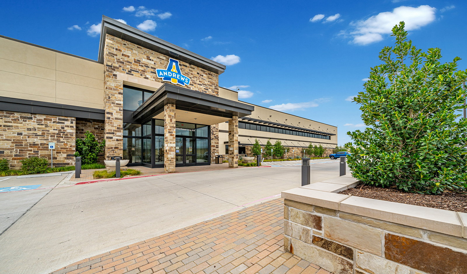 Andrews Distributing | Fort Worth Distribution Center