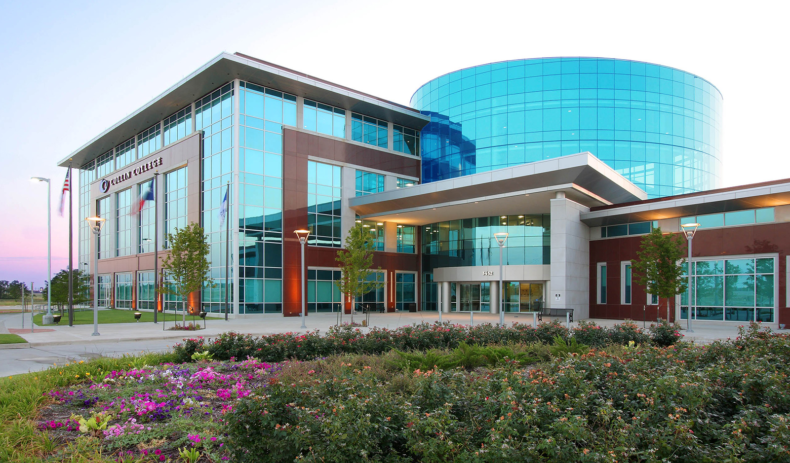 Collin College | University Center and Multiple Projects
