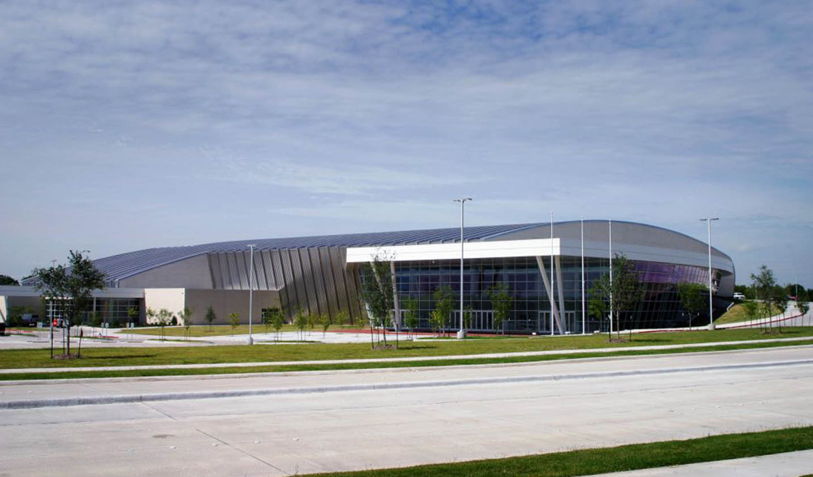 Garland ISD | Curtis Culwell Special Events Center
