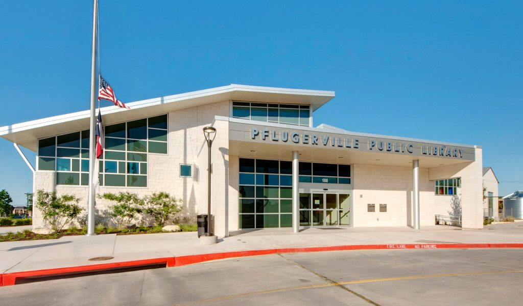 City of Pflugerville | Community Library
