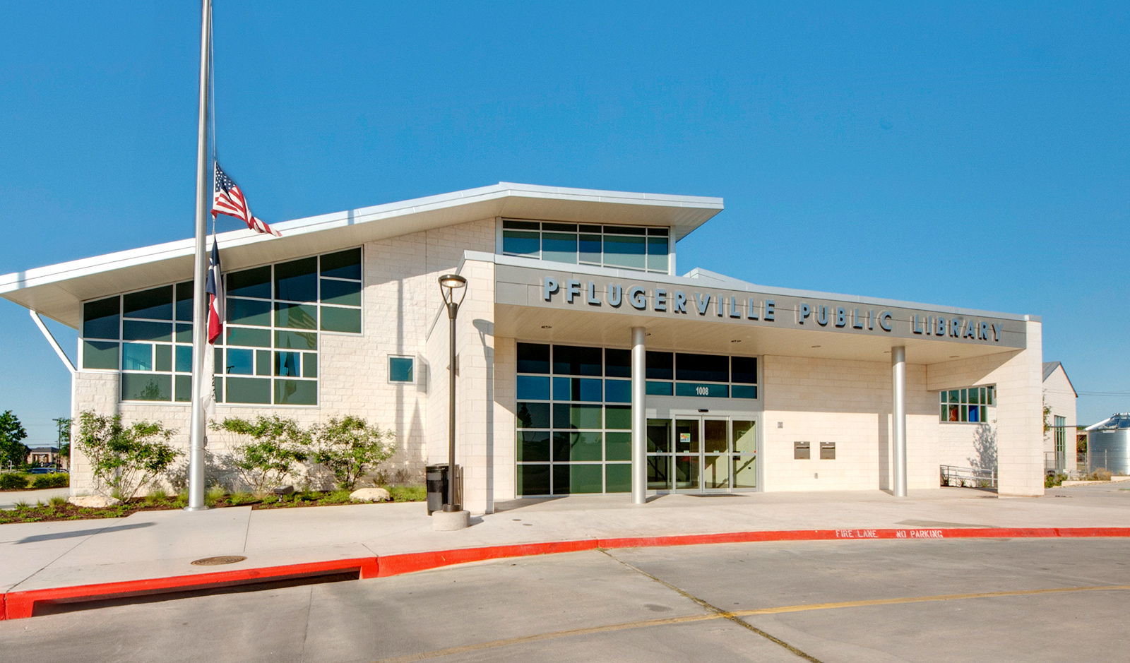 City of Pflugerville   Community Library