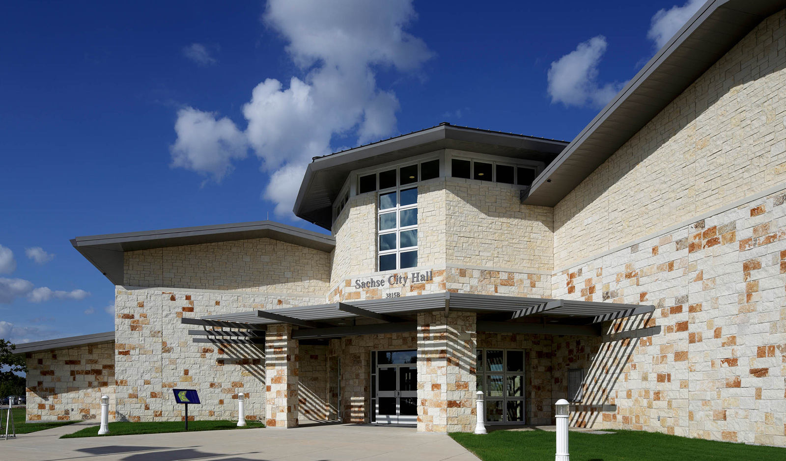 City of Sachse   Municipal Campus