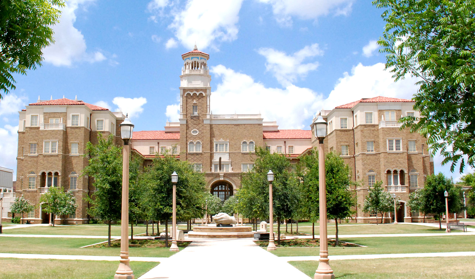 Texas Tech University | English and Philosophy Building