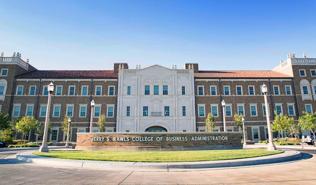 Texas Tech University   Jerry S. Rawls College of Business