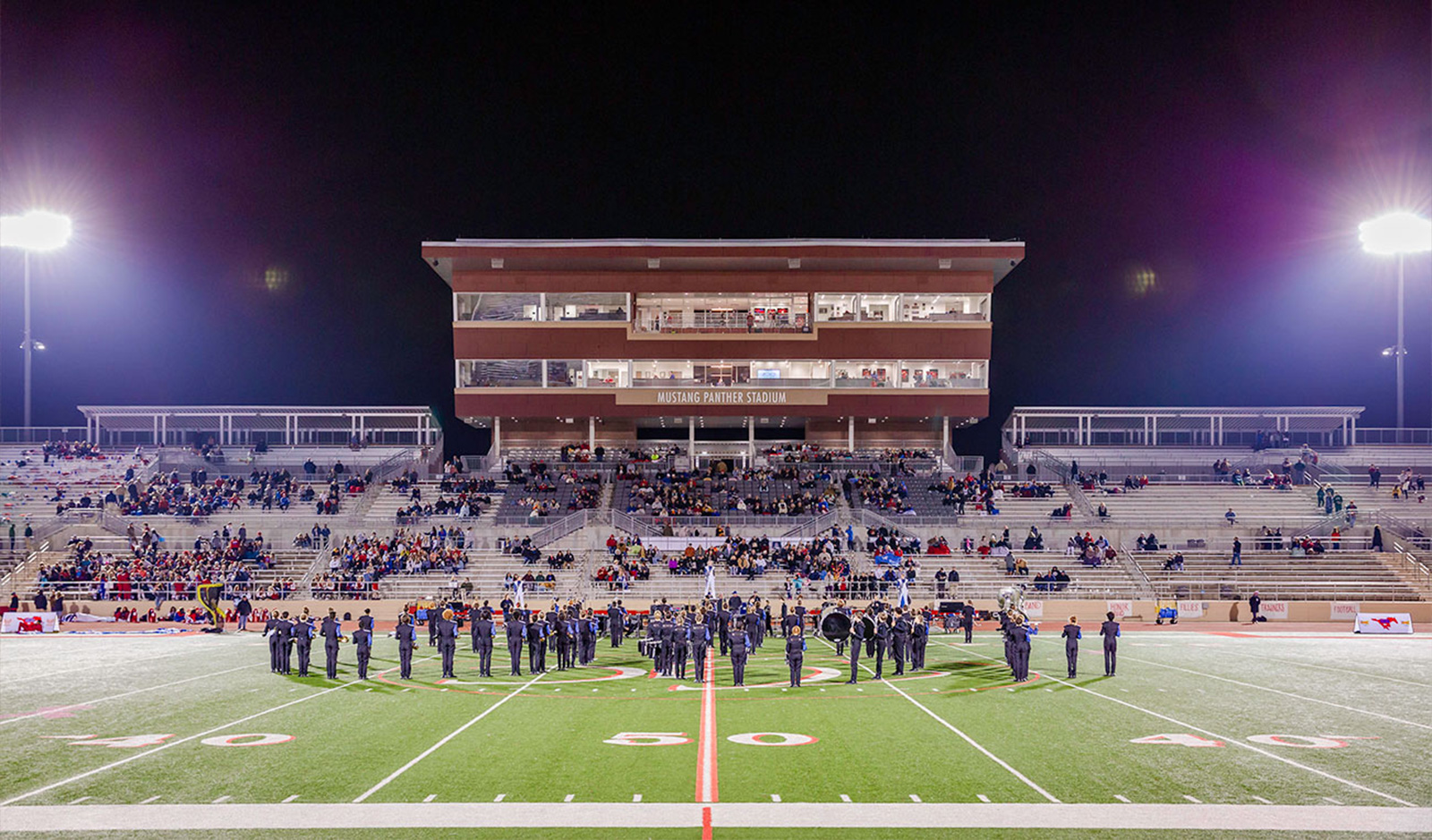 Grapevine-Colleyville ISD | Mustang-Panther Stadium