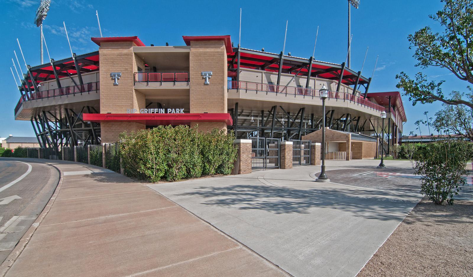 Texas Tech University | Dan Law Baseball Field