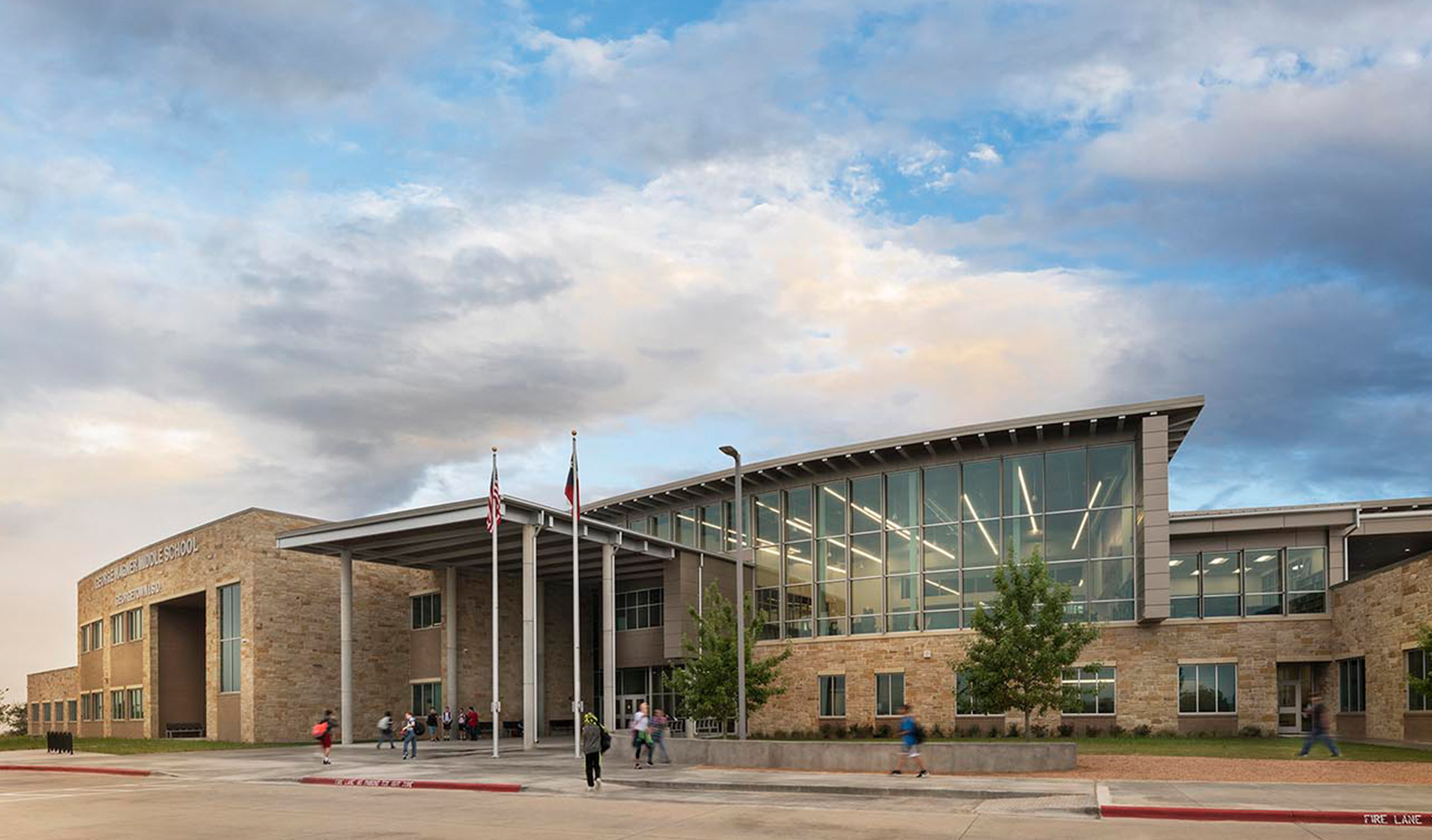 Georgetown ISD   Tippit Middle School