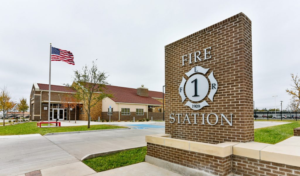 City of Lubbock | Fire Stations no. 1, 16, & 19